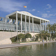 El Palau de la Música de Valencia